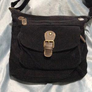 Handbags - 🧙♀️Corduroy Black Purse